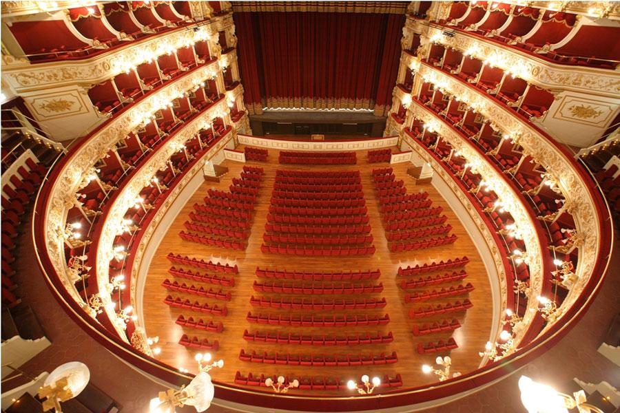 Teatro Petruzzelli - Bari